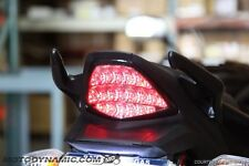 11-13 Honda CBR250R 15-17 CBR300R INTEGRATED Turn Signal LED Tail Light Smoked