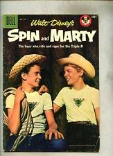 Four Color Comics #714-1956  vg+ Spin And Marty [#1]