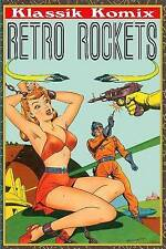 NEW Klassik Komix: Retro Rockets by Mini Komix
