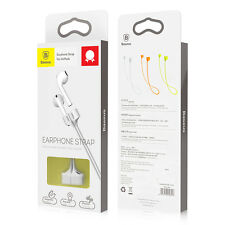 Baseus Headphone Earphone Strap For Apple Airpod Magnetic Loop String Rope Cable