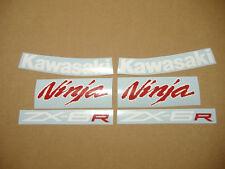 ZX6R 2011 ninja complete decals stickers graphics set kit adhesivos aufkleber