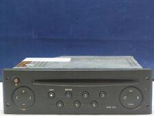 RENAULT CLIO tunerlist LETTORE CD RADIO STEREO AUTO codice 2001 2002 2003 2004 2005