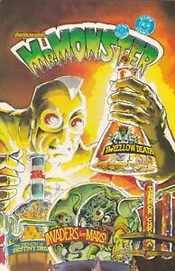 Mr Monster #5  F+  Eclipse Comics