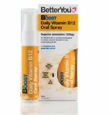 BetterYou Better You Boost Oral B12 Spray 25ml -Fatigue & Energy Levels - Vegan