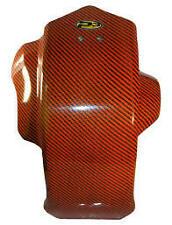 P3 Composites Enduro Orange Skid Plate For KTM 450/500XCW 2012-15 301074-ORG