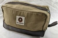 Dr. Squatch Soap Co Men's Toiletry Travel Bag Limited Edition NEW SEALED (ONE)