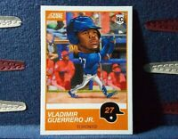 2019 Panini Score #9 Vladimir Guerrero Jr RC SP Toronto Blue Jays
