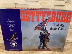Avalon Hill Smithsonian Edition GETTYSBURG Civil War Board Game