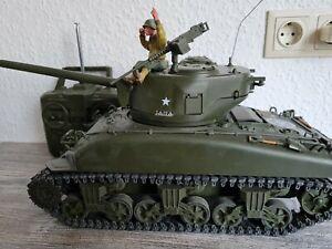 Torro 1/16 RC Sherman 75mm grün BB