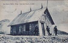 """# GRAN SASSO D'ITALIA - RIFUGIO """"DUCA DEGLI ABRUZZI""""  1921"""