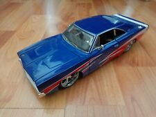 1/24 MAISTO CLASSIC - 1969 DODGE CHARGER R/T PRO RODZ AMERICAN MUSCLE CAR