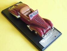 Khan Modelcars CitroenTraction 11B Cabriolet CLABOT '39 1/43