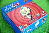 PUZZ 3D JUNIOR: TWEETY (PIOLIN)! PUZZLE HASBRO MB. BRAND NEW IN BOX, OLD STOCK!
