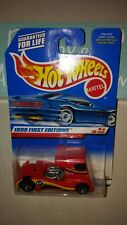 1999 Hot Wheels First Editions #8/26 Semi-Fast #914 Red Grill Variation