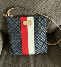 Buy GUESS White & Brown Colourblocked Reversible Tote Bag Accessories for Women