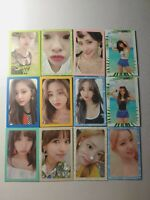 Twice 2nd Special Album Summer Nights Official Photocard [CHOOSE MEMBER]