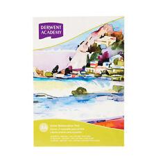 Derwent Academy Artist Watercolour Pad A4 12 Sheets R31220F