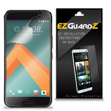 2X EZguardz LCD Screen Protector Skin Shield HD 2X For HTC 10 (Ultra Clear)
