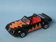 Matchbox Pontiac Firebird T Roof Frosties Promo Toy Model 75mm UB