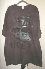HUEY US Army Helicopter Smithsonian Size 3XL T Shirt BRAND NEW! RN# 96926