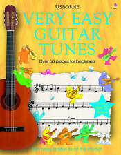 Very Easy Guitar Tunes Pb Paperback