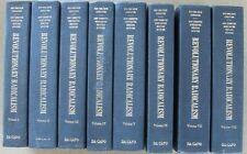 Revolutionary Radicalism-Its History Purpose and Tactics-8 Volumes, 1971 Reprint