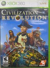 Sid Meier's Civilization Revolution - Xbox 360 [Greatest Hits]