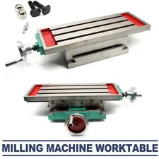 Precision Cross Slide Milling Machine Compound 2axis 4ways Worktable 450170mm