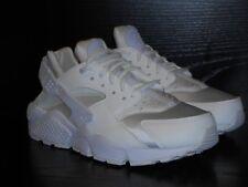 premium selection 425c1 56dee Nike Huarache Série Femmes Tennis Taille 4 Blanc