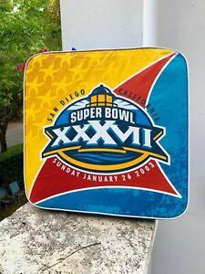 Vintage 2003 Super Bowl XXXVII Seat Tampa Bay Buccaneers