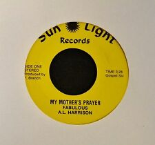 HEAR MP3 BLACK GOSPEL MODERN SOUL A.L. Harrison Sun Light 42641