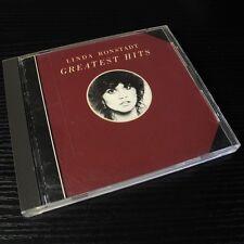 Linda Ronstadt - Greatest Hits JAPAN CD 1st Press 32XD-379 #143-3