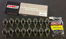Chevrolet Rocker Arms Set w/ Comp Cams Trunion Kit Installed for Gen III LS