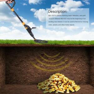 MD1007 Underground Metal Detector Hunter Gold Digger Finder Children Toy
