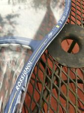 MINT - shrink wrapped Rossignol F200 Carbon vintage Tennis Racquet - RARE