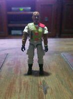 Hasbro GI Joe Road Block Action Figure Loose 1986