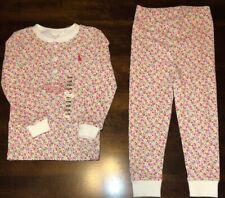 Ralph Lauren Polo Floral 2 Peice Set Pant And Long Sleeve Shirt 24 Months