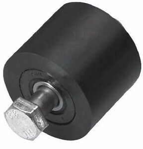 MSR Chain Roller Black