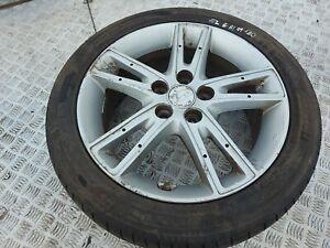 Hyundai i30 2009 alloy wheel and tyre 225 45 17 #g1 a1