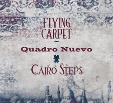 QUADRO NUEVO & CAIRO STEPS - FLYING CARPET   CD NEU
