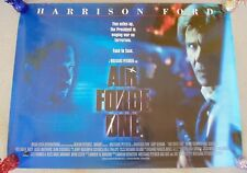 AIR FORCE ONE ORIGINAL 1997 ROLLED CINEMA FILM POSTER Harrison Ford Gary Oldman