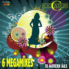 362 - C.C. CATCH - 6 Megamixes  /2CD  [MODERN TALKING]