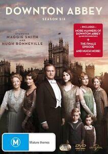 Downton Abbey - Season 6 DVD
