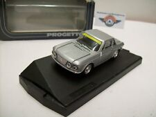 "Lancia Fulvia 1600 ""Stradale"", silver, 1969, Progetto (Made in Italy) 1:43"