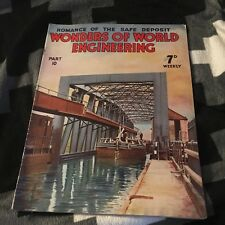 WONDERS OF WORLD ENGINEERING. PART 10. 1938