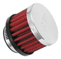 K N CRANKCASE VENT AIR FILTER DIRECT MOUNT 62-1370
