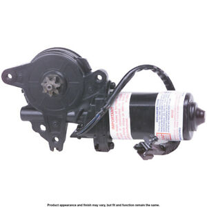 For Acura Integra Honda Odyssey Cardone Front Right Power Window Motor