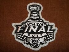 Cup Final Patch 2015---Tampa Bay Lightning/Chicago Blackhawks