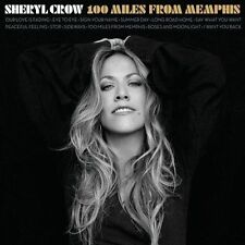 100 Miles from Memphis by Sheryl Crow (CD, Aug-2010, A&M (USA))
