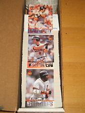 1994 Triple Play  BASEBALL 300 CARD SET